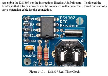 Assemble DS1307