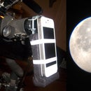 iPhone mount for telescopes