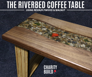 Riverbed Coffee Table
