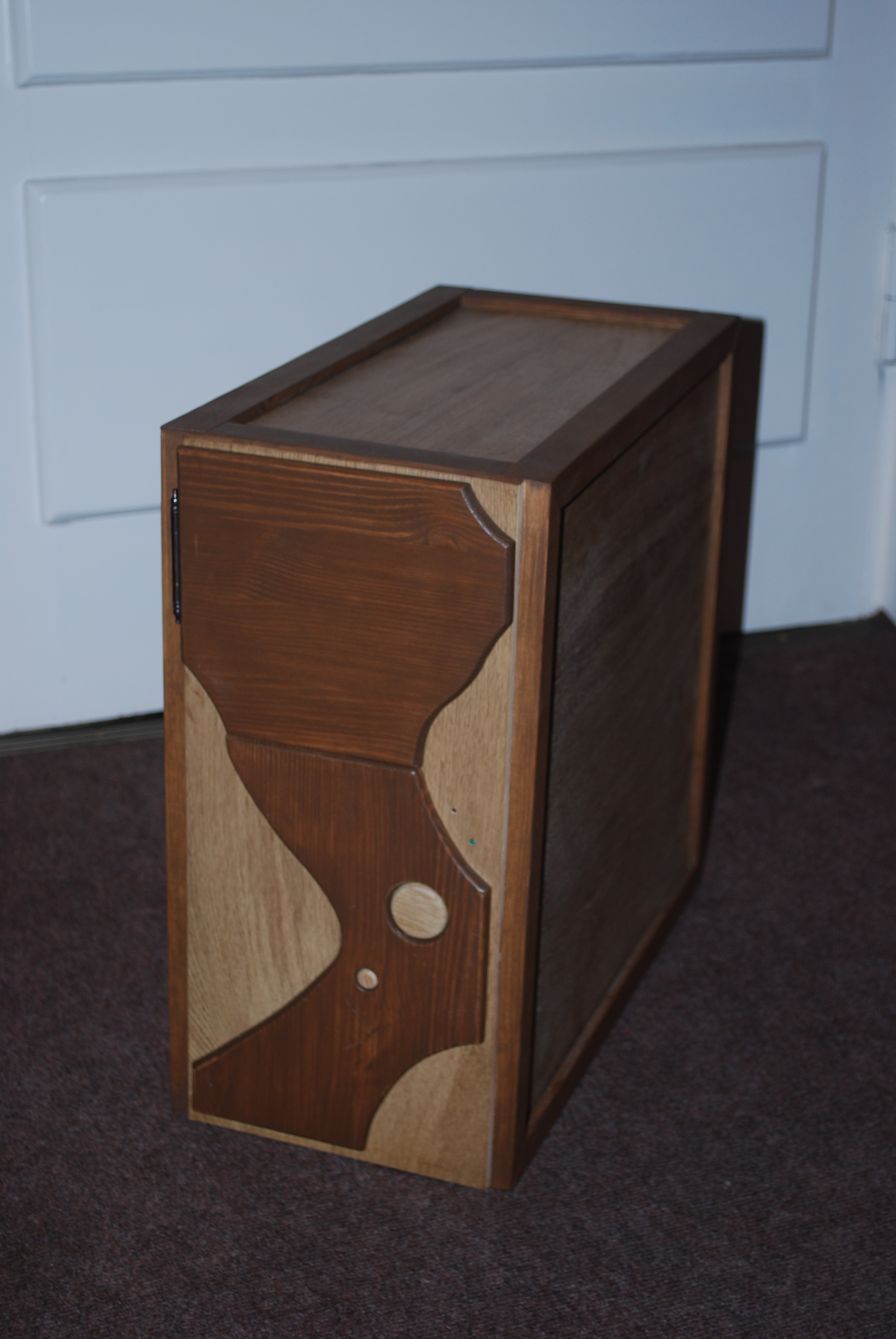 Picture of Wooden Pc Case