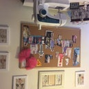 Make A Sewing Room On A Small Budget