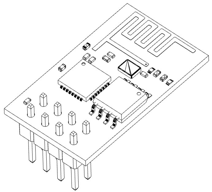 Picture of Program Any ESP8266 Board/module With AT Commands Firmware
