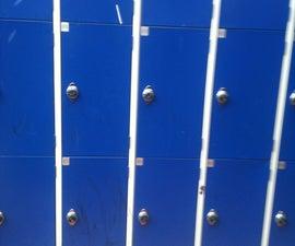 How To Open Lockers