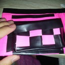 How To Make A Change Pocket Just On Your Duct Tape Wallet