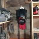 Welder Storage Hook
