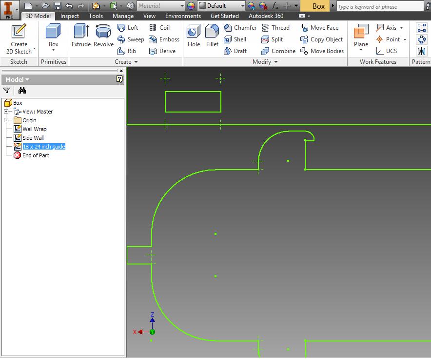 Workflow - Autodesk Inventor to Illustrator for Laser