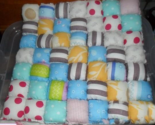 Picture of Sew These Pieces Together