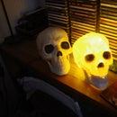 Scary Skull Lamp