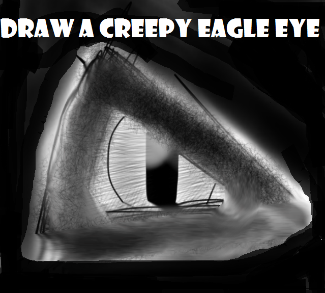 Picture of Draw Creepy Eyes on Sketchbook Mobile!