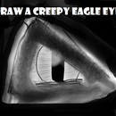 Draw creepy eyes on Sketchbook mobile!
