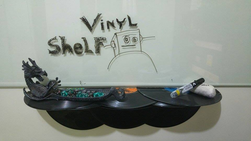 Picture of The Vinyl Shelf