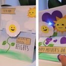 """""""Growing Up"""" Mother's Day E-Card"""