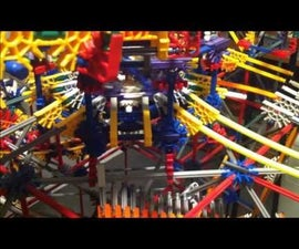 Misnomer - Knex Ball Machine