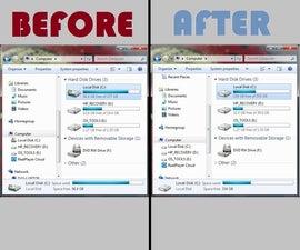 Upgrade Laptop Hard Drive - Tech 101
