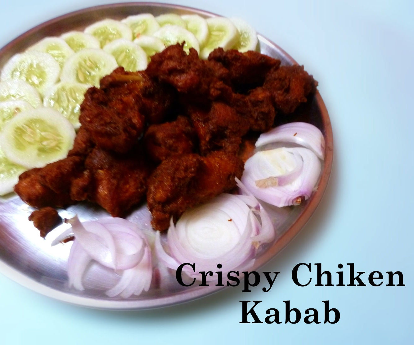 Crispy Chicken Kabab - Who's Hungry : 8 Steps (with Pictures) -  Instructables