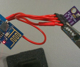 BME280 Weather Station With ESP8266 SDK