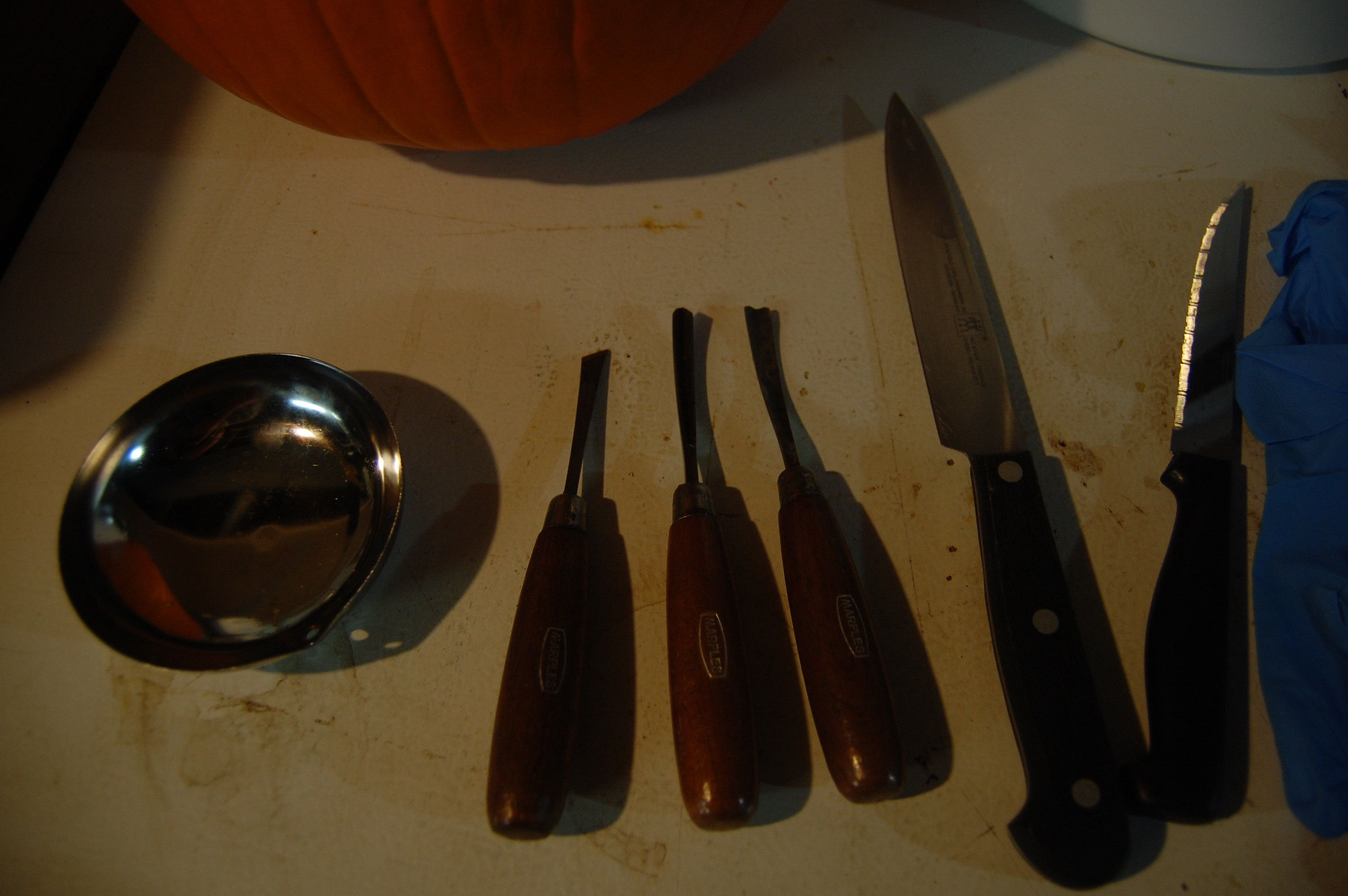 Picture of Getting the Tools Together
