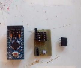 How to Program an ATtiny85 Using Arduino - Como Programar Um ATtiny85 Usando Arduino
