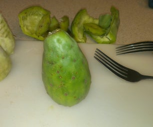 How to Enjoy a Prickly Pear
