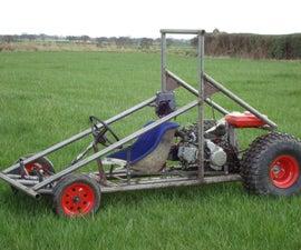 Build An Off Road Go-Kart