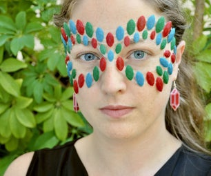 3D Printed Flexible Floating Mask