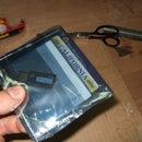 Super-slim, cool-lookin, EMI-shielding wallet