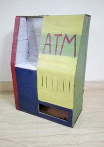 Play ATM for Kids