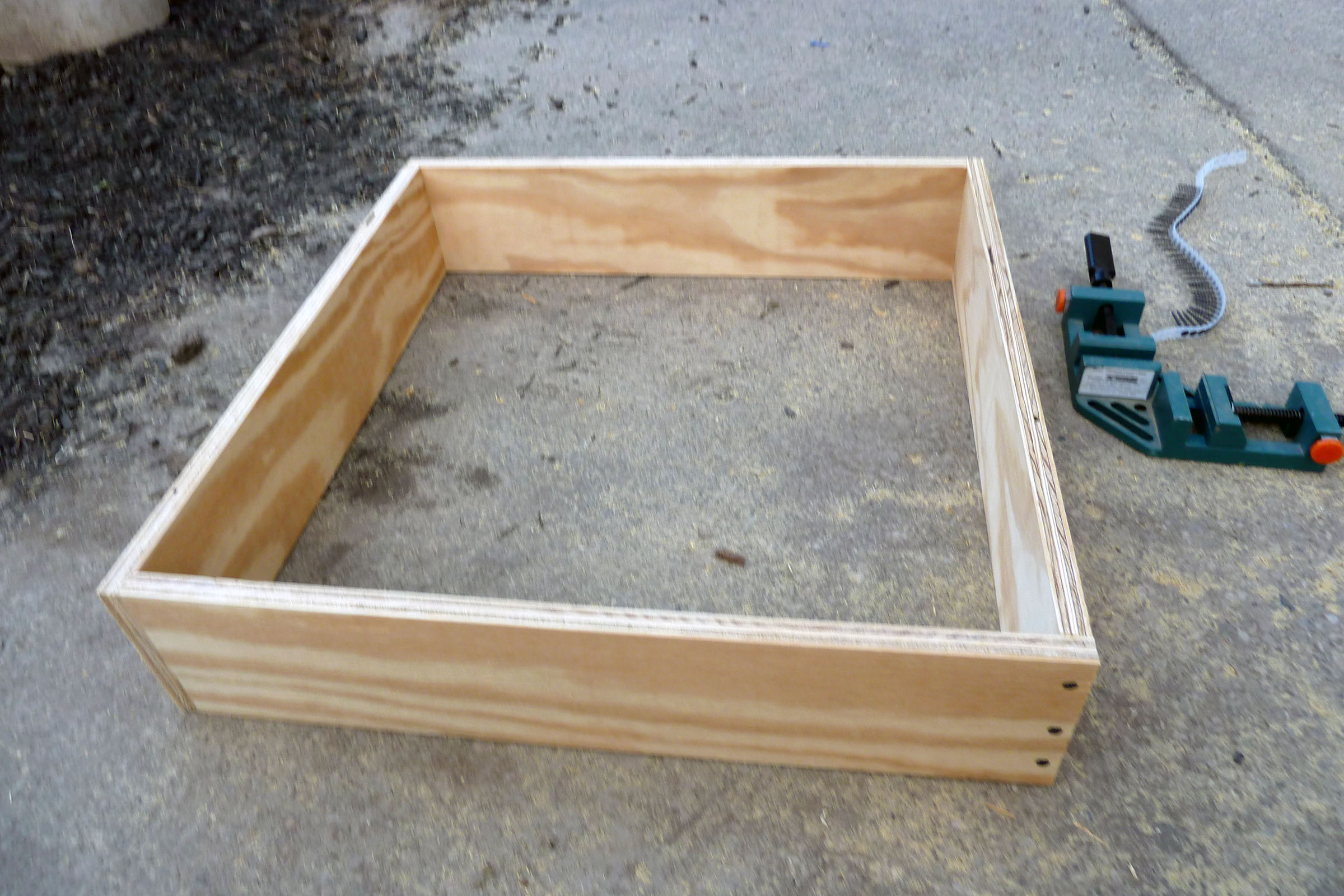 Picture of Forming the Trays