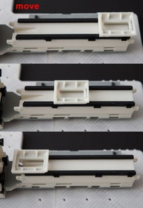 FDM 3D Printing in This 300 Piece for Modeling Injection Molding Machine