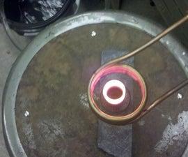 30 kVA Induction Heater