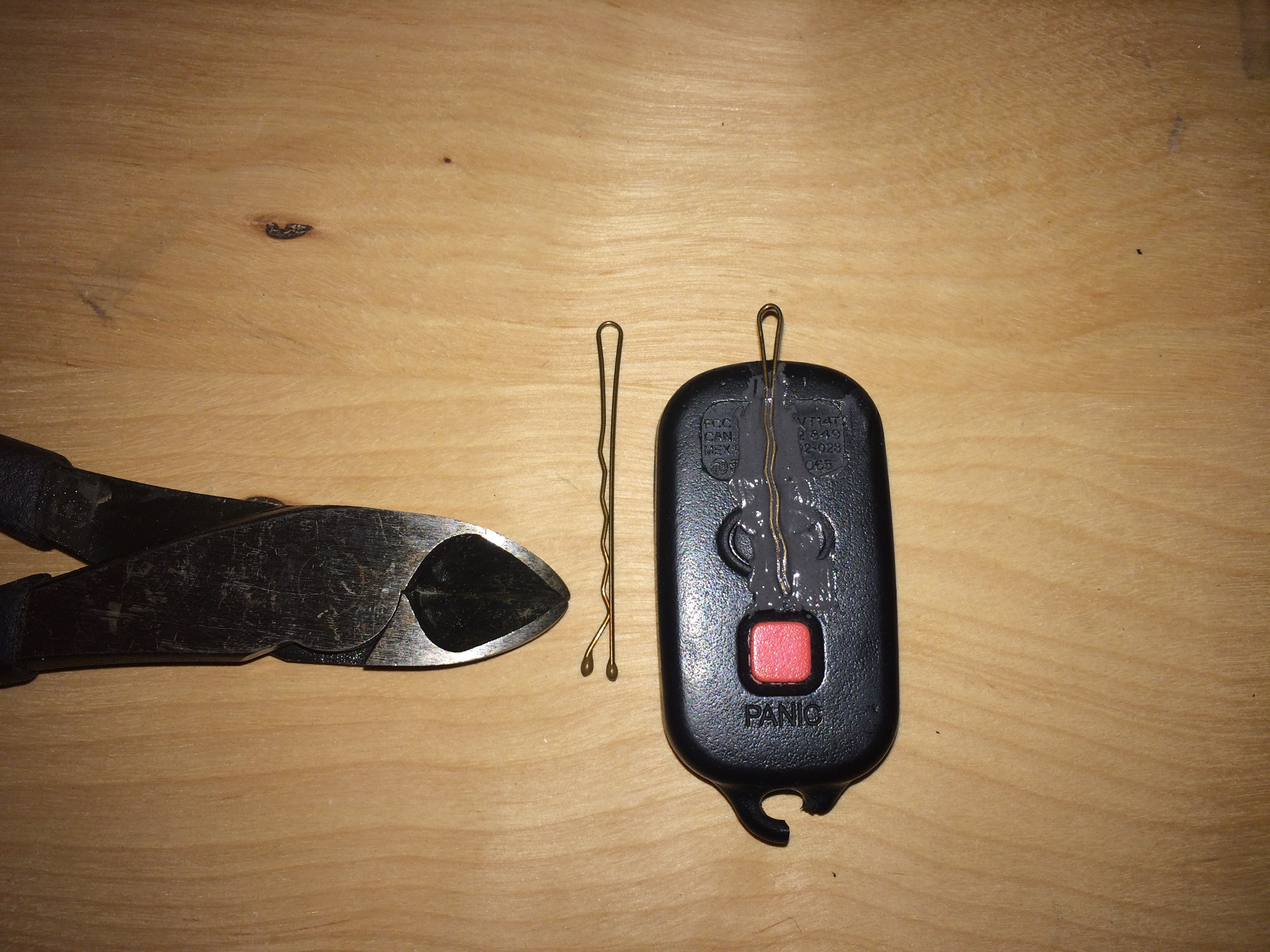 Picture of Repair a Keyfob - Failed