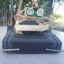 MICBot Autonomous Robot Obstacle Deviance