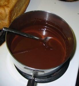 CHOCOLATE LAYER: