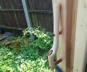 Branch Door Handle