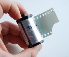DIY Film DX Code Labels