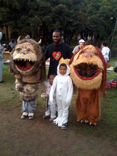 Picture of Where the Wild Things Are KW and Carol