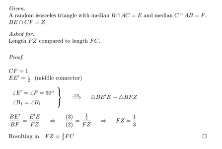 Mathematical Background (Center of Gravity)