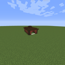 How to Make a Vintage-Looking Horse Pen in Minecraft