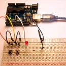 Working without a pull-up/ pull-down resistor with Arduino
