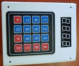 ITTT Arduino Vulploeg Timer
