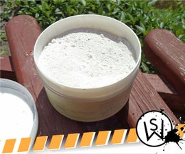 Easy to Make Hand  Degreasing Powder