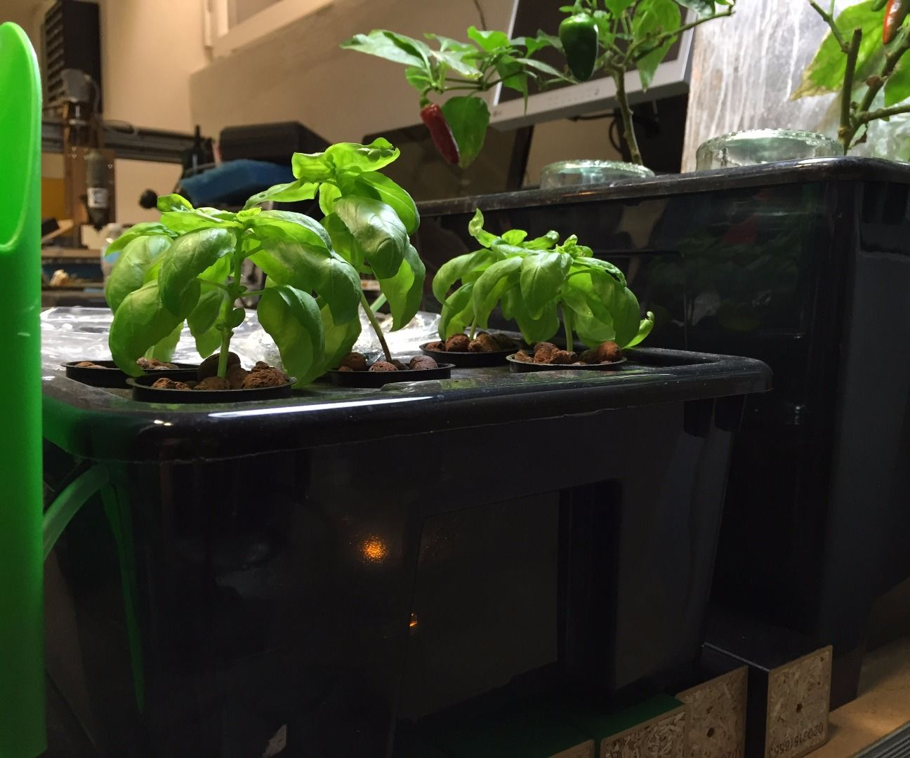 Fogponic Garden (Hydroponics With Fog) : 5 Steps (with Pictures)