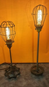 Faucet Handle Lamps