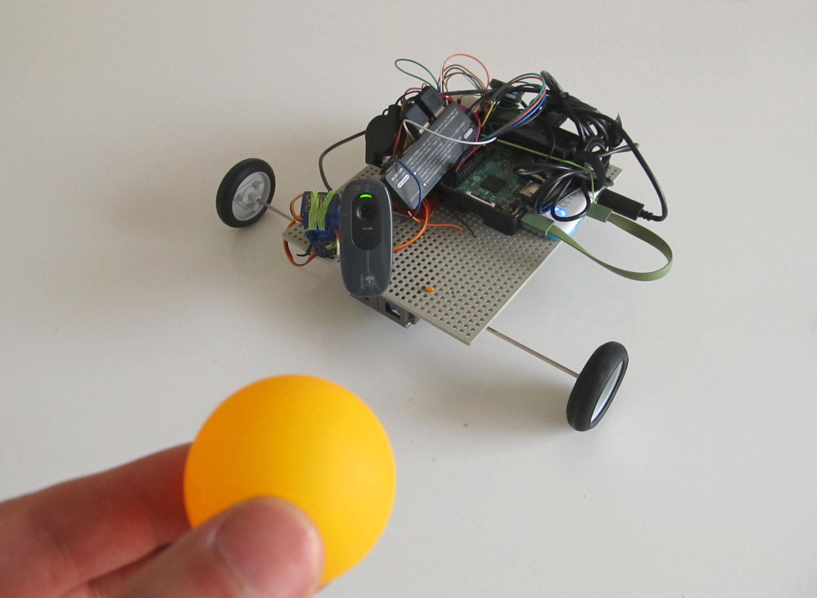 Picture of Make Your Robot a Pointer