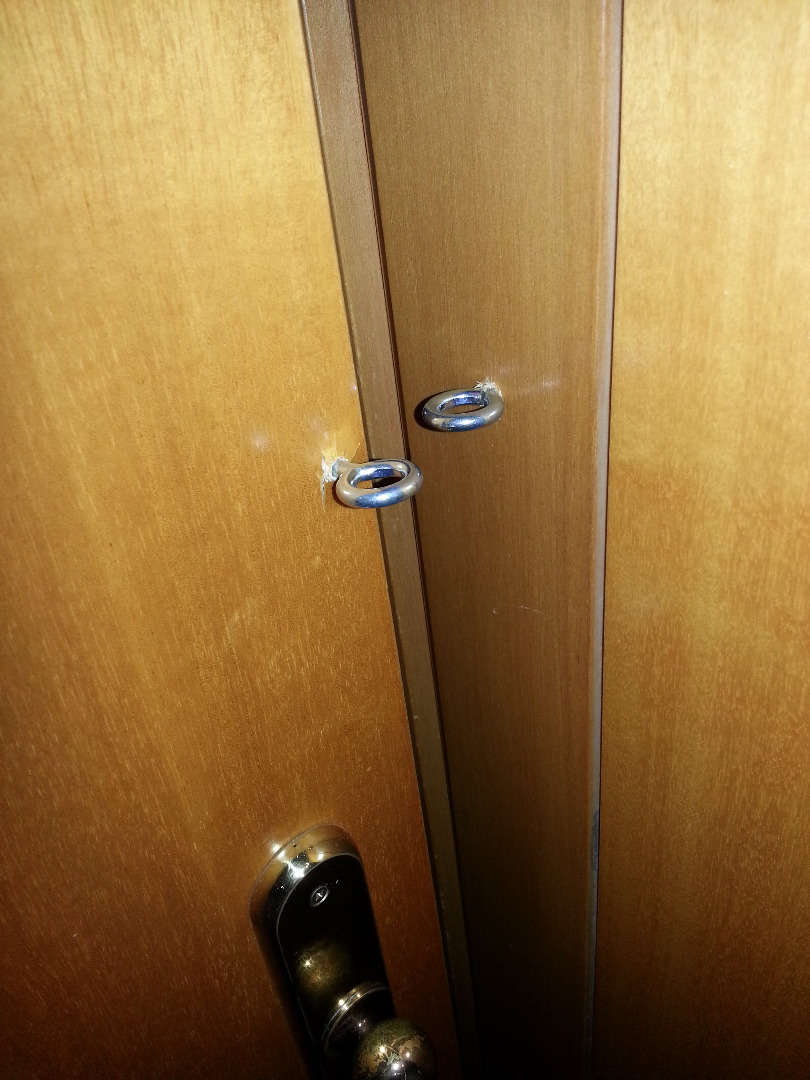 Picture of Install a Drawer Lock on a Fake-adapted Sliding Door