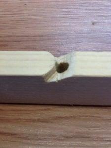 Notch and Firing Pin
