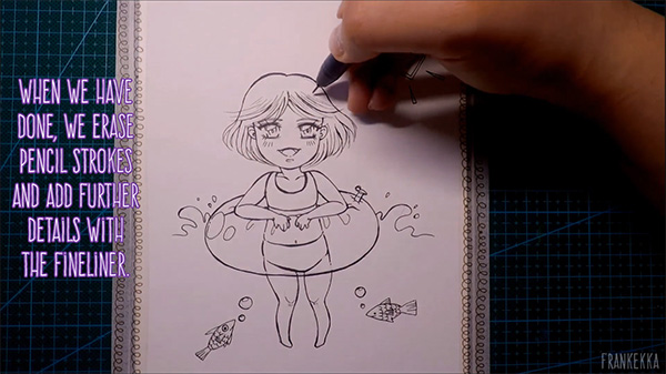 Picture of Inking