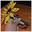 Flower Pens Make a Great DIY Gift