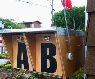 Mailbox for Duplex