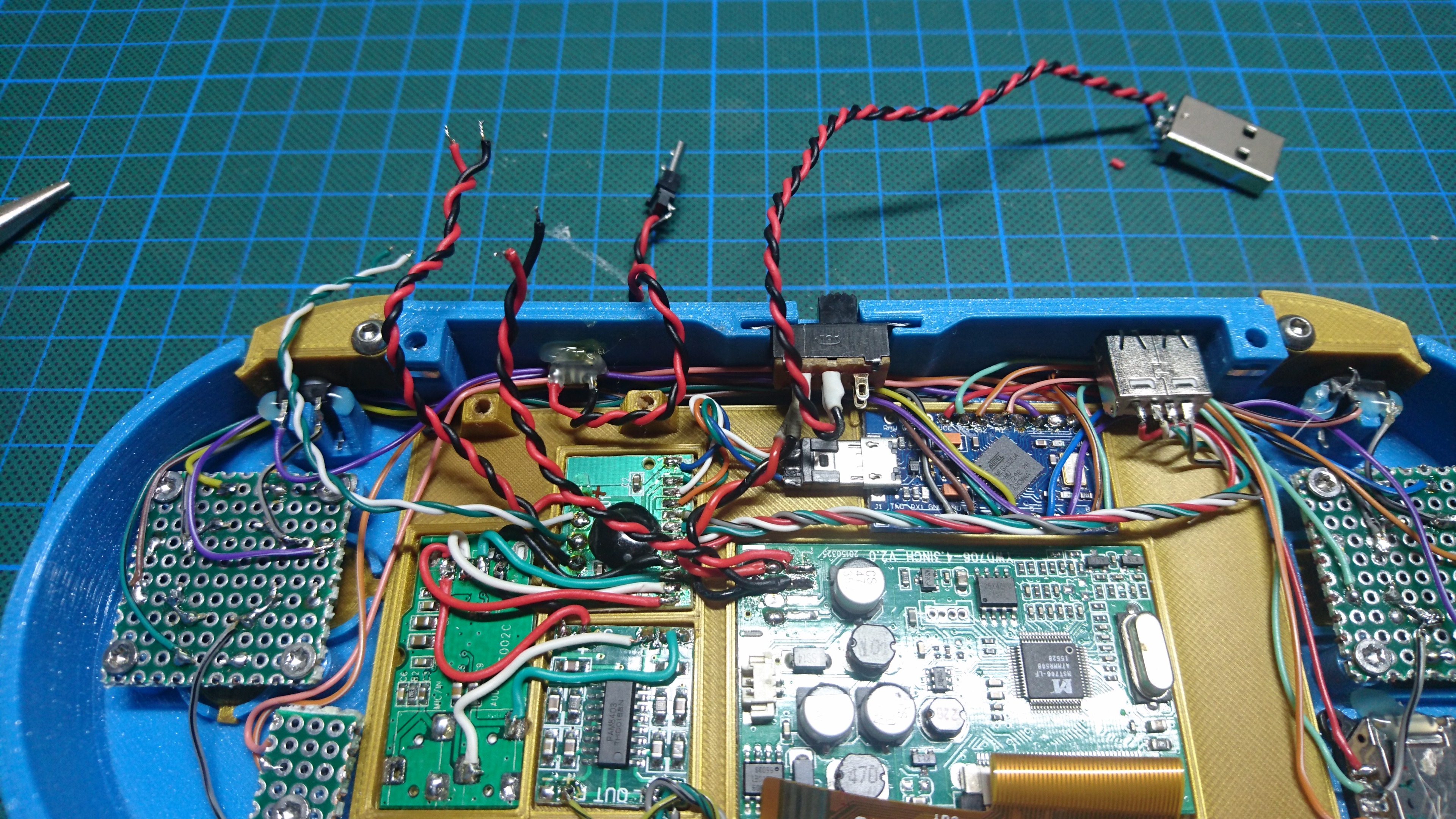 Picture of Wiring: Power Circuit